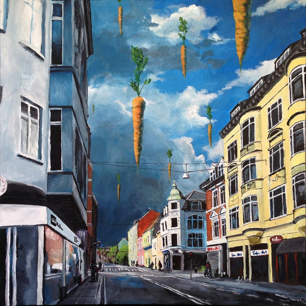 Rødder over Nørregade